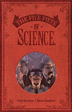 Five Fists Of Science (2017)