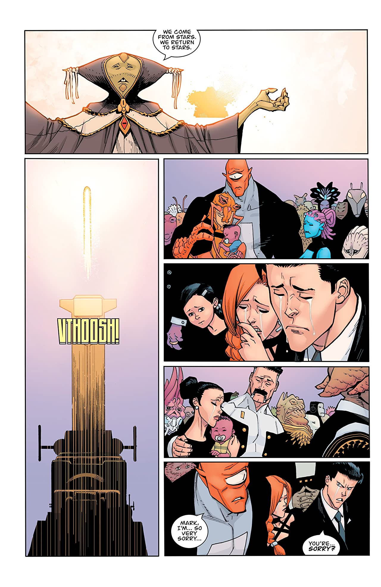 Invincible Tome 24: The End Of All Things, Part 1