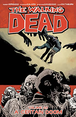 The Walking Dead Tome 28: A Certain Doom