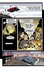 New Year's Evil Prometheus #1