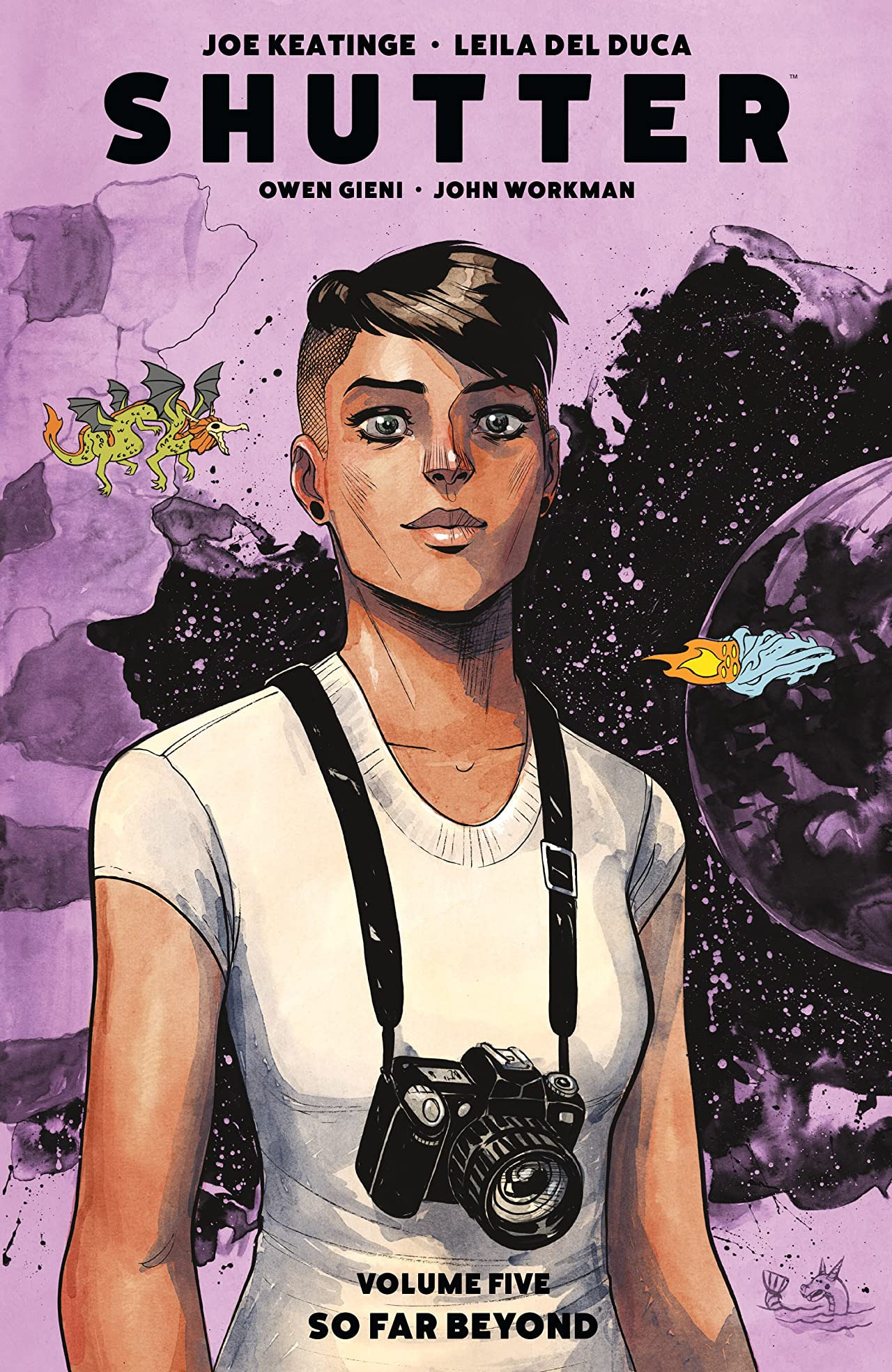 Shutter Vol. 5: So Far Beyond