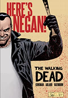 The Walking Dead: Here's Negan!