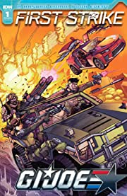 G.I. Joe: First Strike #1