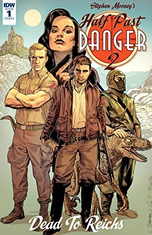 Half Past Danger II: Dead To Reichs No.1 (sur 5)