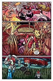 Micronauts: First Strike #1