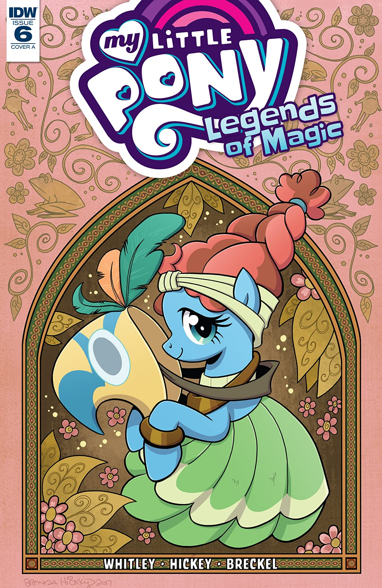 My Little Pony: Legends of Magic #6