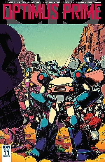 Optimus Prime #11