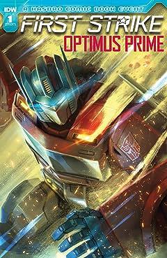 Optimus Prime: First Strike #1