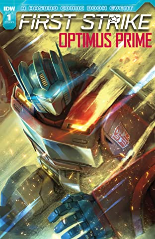 Optimus Prime: First Strike #1