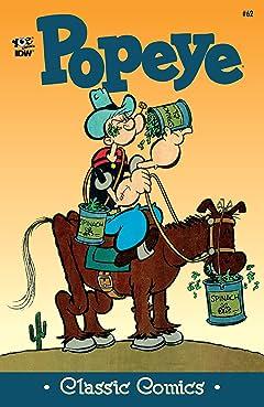 Popeye Classics #62