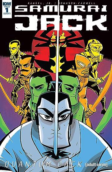 Samurai Jack: Quantum Jack #1 (of 5)