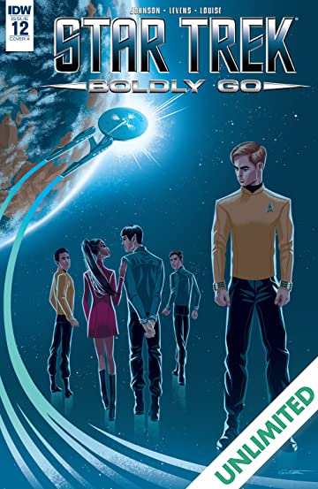 Star Trek: Boldly Go #12