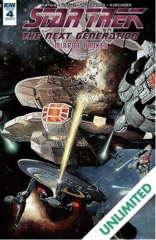 Star Trek: TNG: Mirror Broken #4