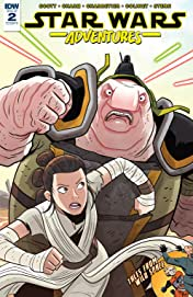 Star Wars Adventures No.2