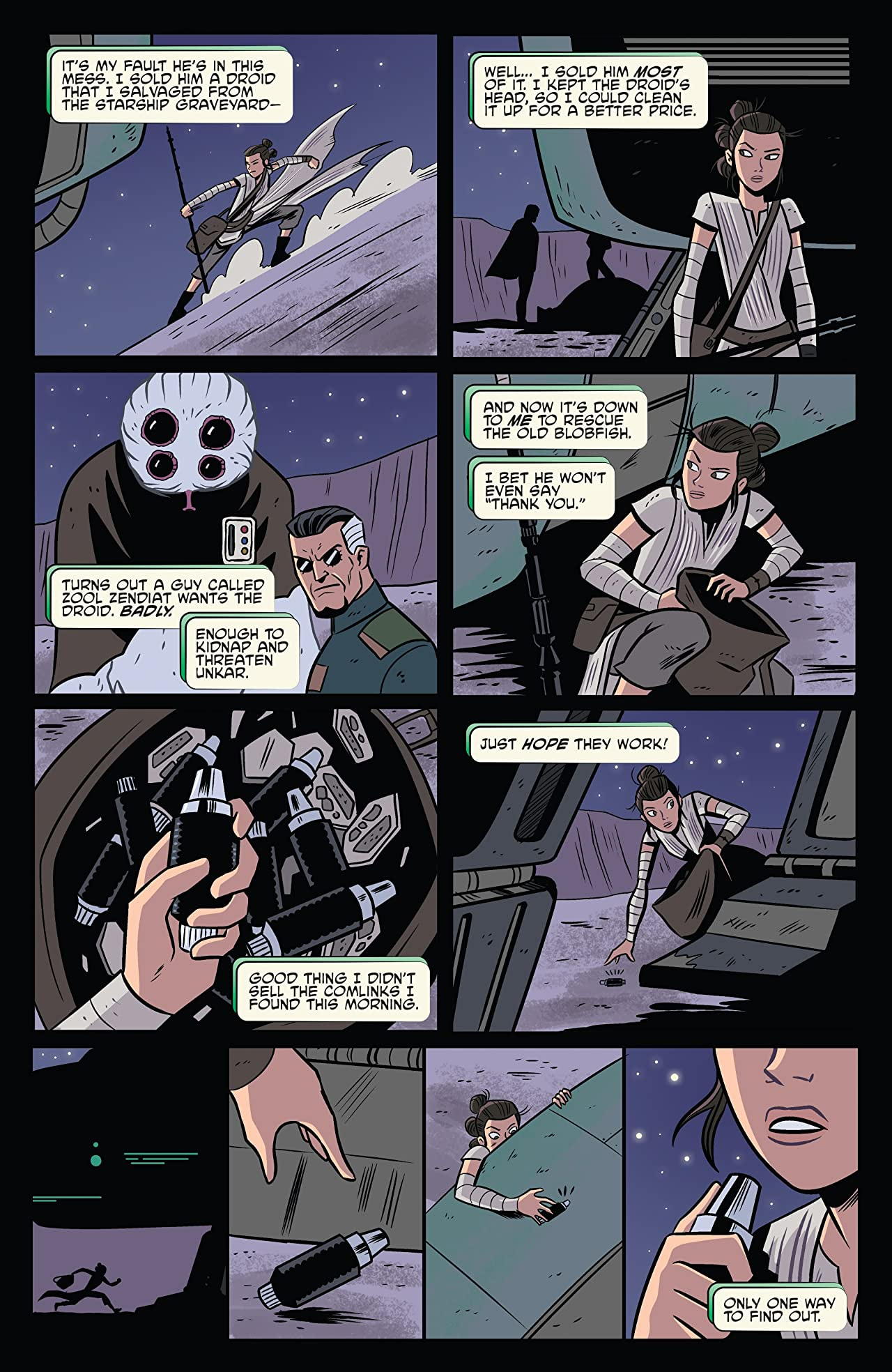 Star Wars Adventures #2