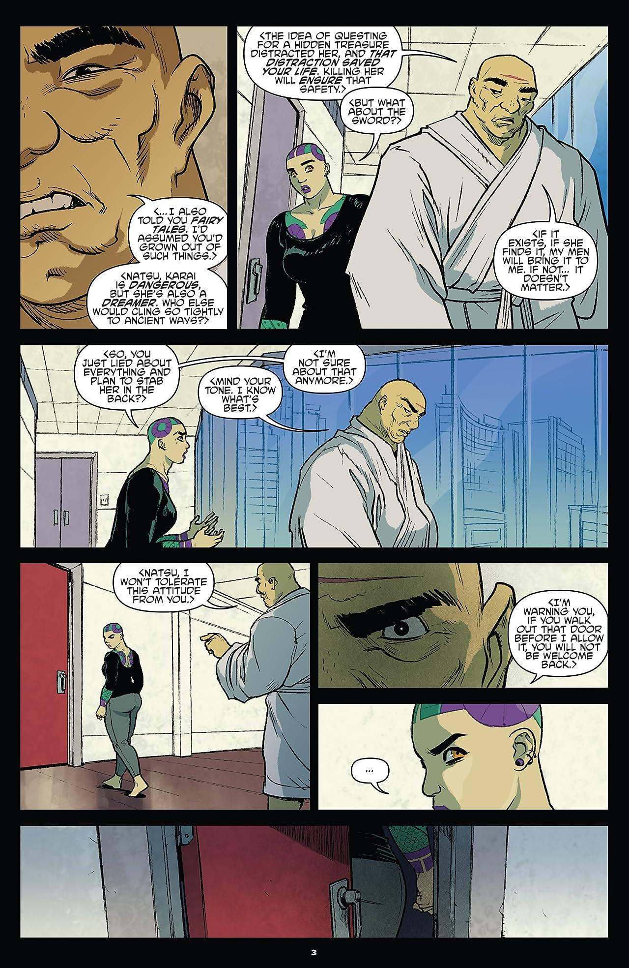 Teenage Mutant Ninja Turtles Universe #14