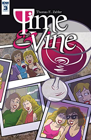 Time & Vine No.3