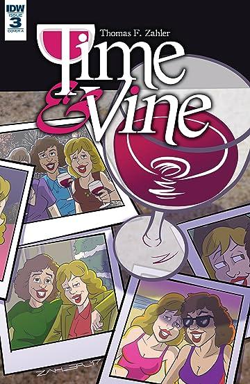 Time & Vine #3