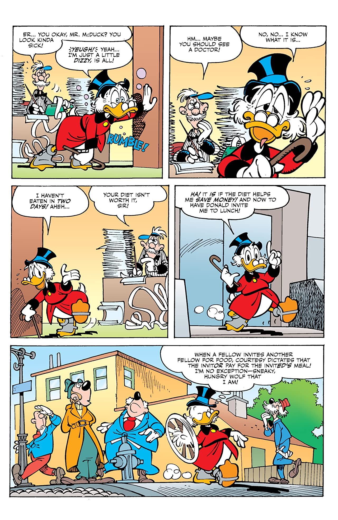 Uncle Scrooge #30