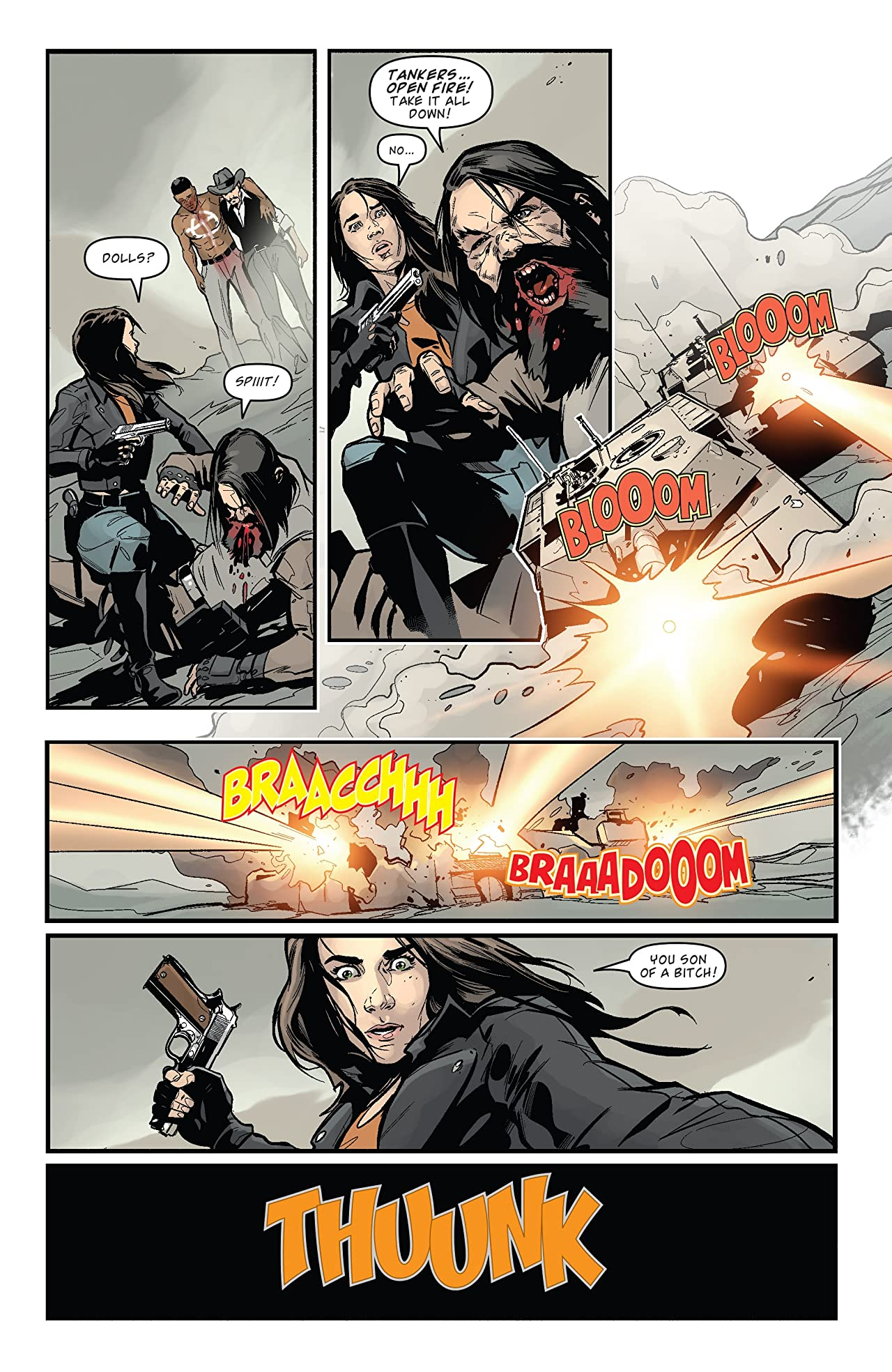 Wynonna Earp: Season Zero #4 (of 5)
