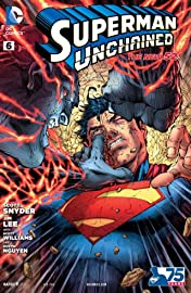 Superman Unchained (2013-2014) #6