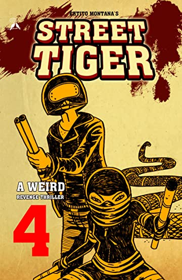 Street Tiger #4