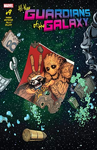 All-New Guardians Of The Galaxy (2017-) #9