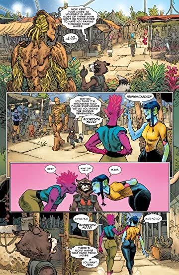 All-New Guardians Of The Galaxy (2017-2018) #9