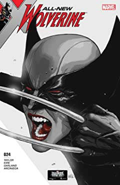 All-New Wolverine (2015-) No.24