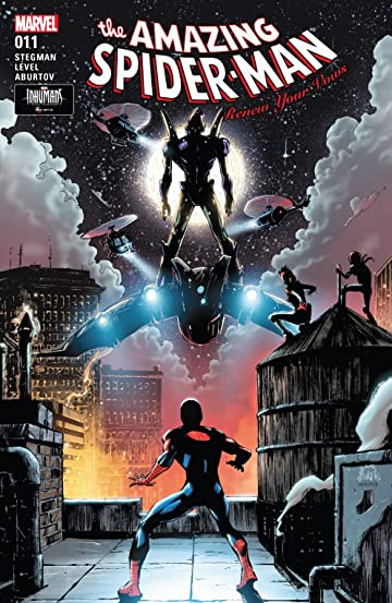 Amazing Spider-Man: Renew Your Vows (2016-) #11