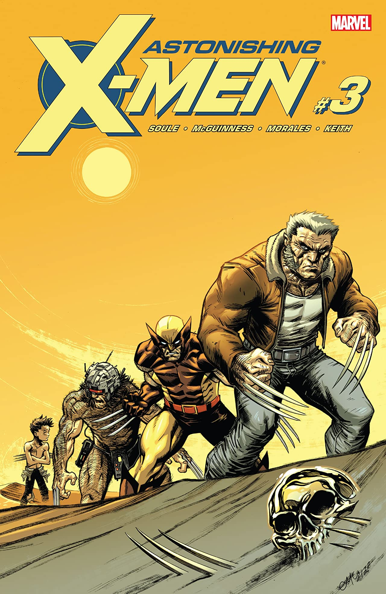 Astonishing X-Men (2017-) No.3