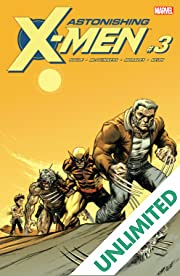 Astonishing X-Men (2017-) #3