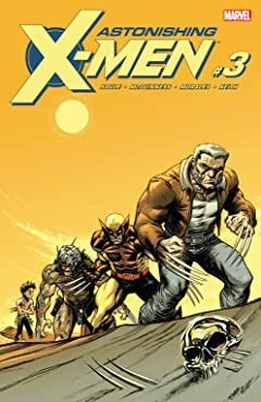 Astonishing X-Men (2017-2018) #3