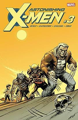 Astonishing X-Men (2017-2018) #3
