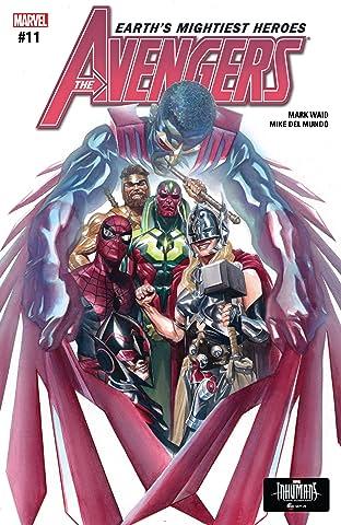Avengers (2016-2018) No.11