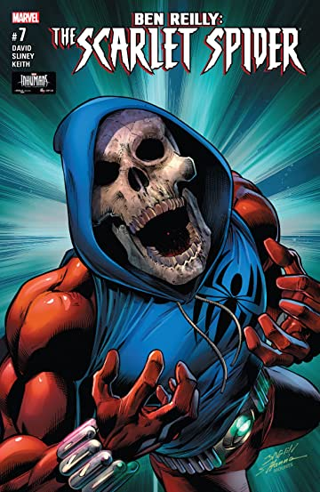 Ben Reilly: Scarlet Spider (2017-) No.7