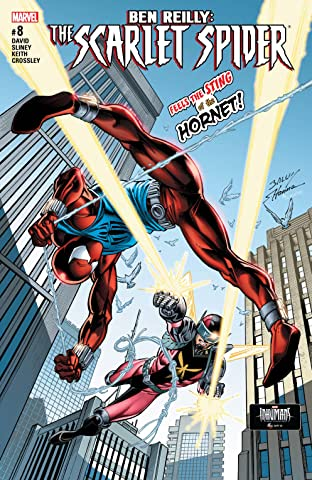 Ben Reilly: Scarlet Spider (2017-) #8