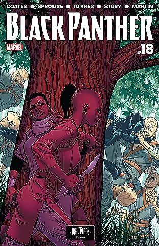 Black Panther (2016-) #18