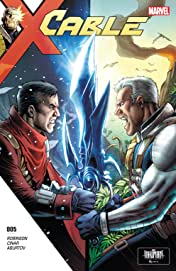 Cable (2017-) #5