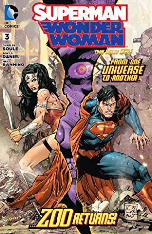 Superman/Wonder Woman (2013-) #3