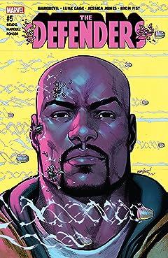 Defenders (2017-2018) #5