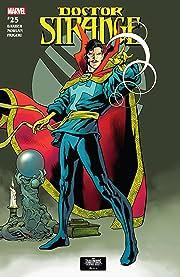 Doctor Strange (2015-2018) #25