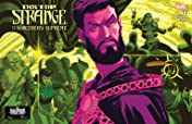 Doctor Strange and the Sorcerers Supreme (2016-2017) #12