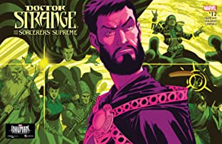 Doctor Strange and the Sorcerers Supreme (2016-) #12