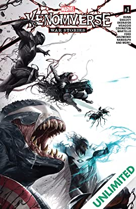 Edge of Venomverse: War Stories #1