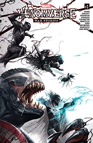 Edge of Venomverse: War Stories No.1