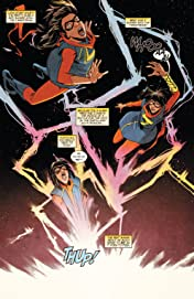 Generations: Ms. Marvel & Ms. Marvel (2017) #1