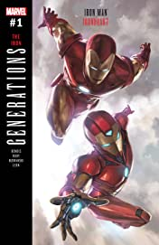 Generations: Iron Man & Ironheart (2017) #1