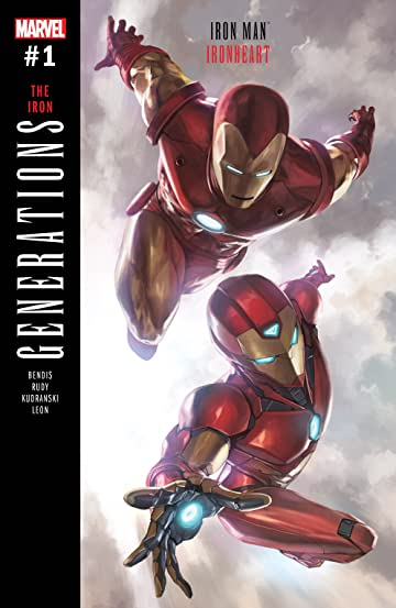 Generations: Iron Man & Ironheart (2017) No.1