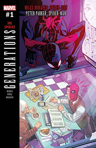 Generations: Miles Morales Spider-Man & Peter Parker Spider-Man (2017) No.1
